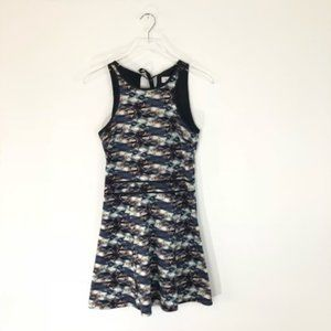 WAYF Sleeveless Fit & Flare Dress Size S